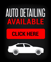 Auto Detailing Available: Click here for details.