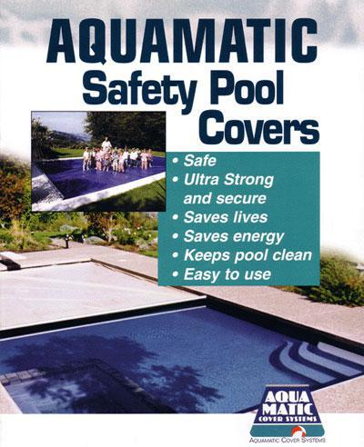 Aquamatic Safety Pool Covers