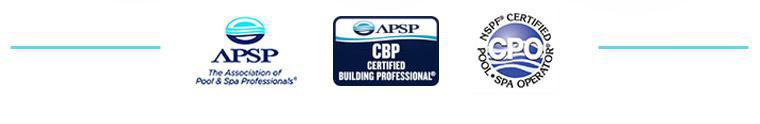 APSP, CBP, and Certified Pool Operator