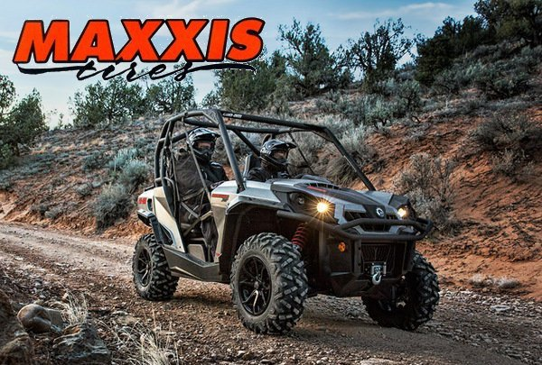Maxxis Tires Image