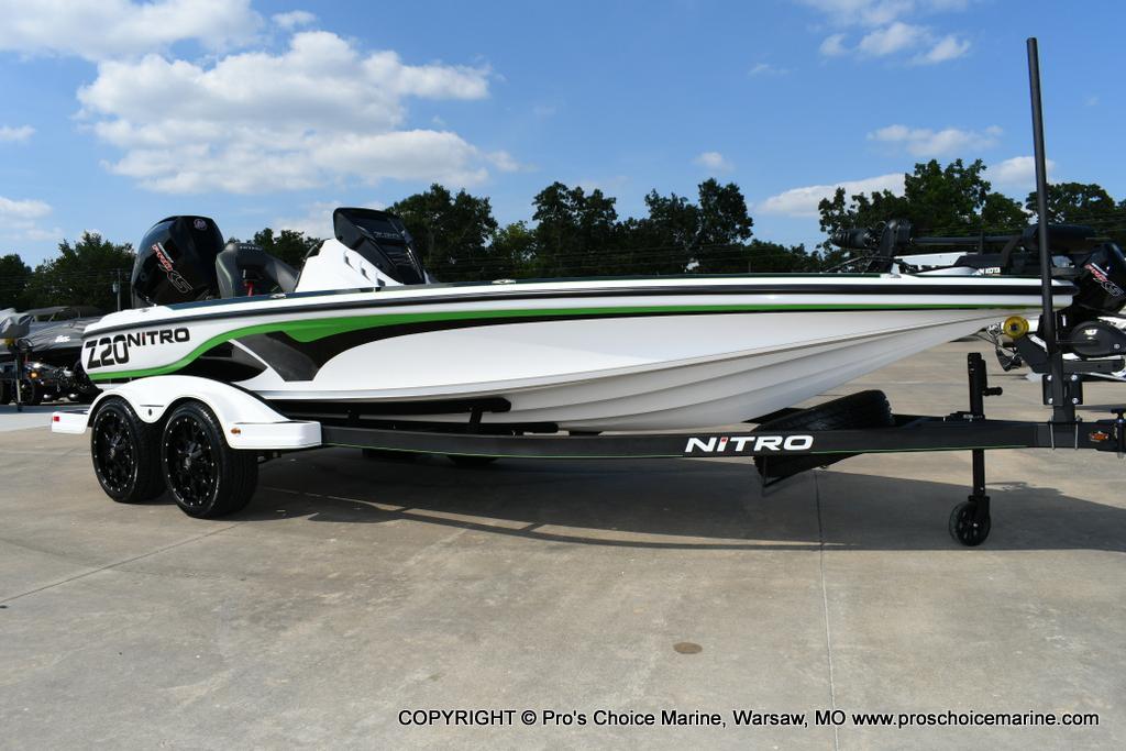 2020 Nitro Z20 for sale in Warsaw, MO | Pro's Choice Marine (877
