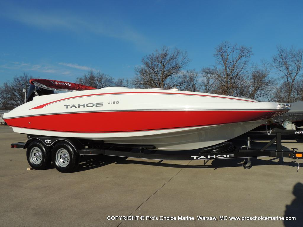 2019 Tahoe 2150 For Sale In Warsaw Mo Pros Choice Marine 877