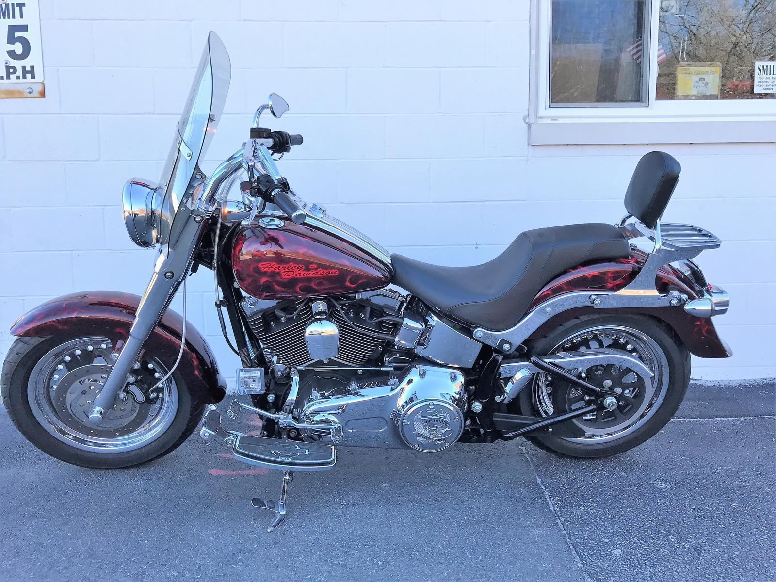 2009 Harley-Davidson® Softail® Fat Boy® for sale in Elmsford, NY ...