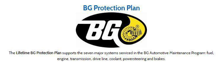BG Warranties