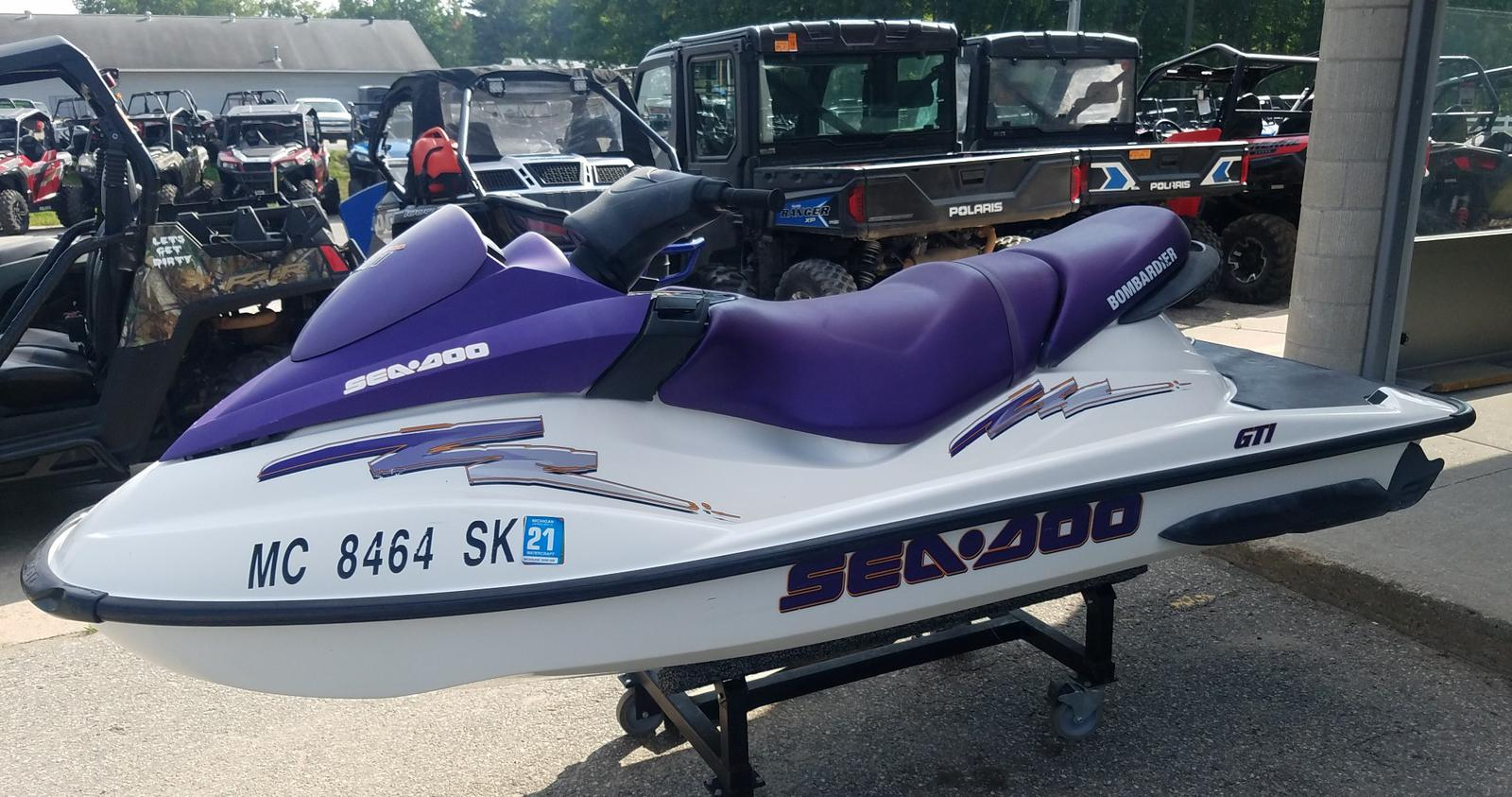 2003 Sea Doo GTI For Sale In Gaylord MI Extreme Power Sports