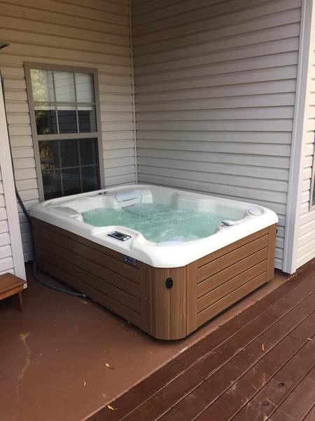 Spas and Spa Installations by Swimming Pools of Tupelo ...