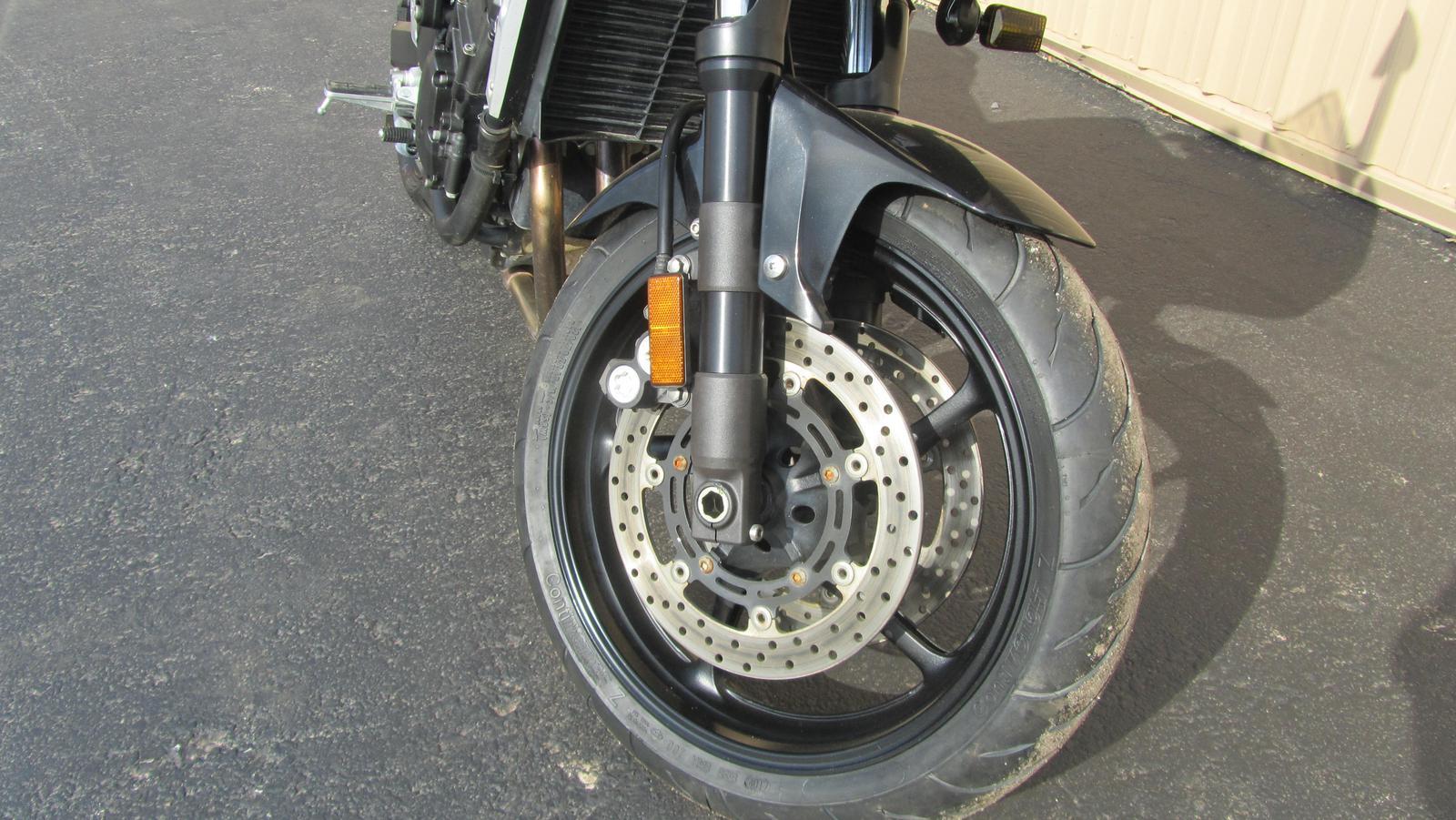 2008 Yamaha FZ6
