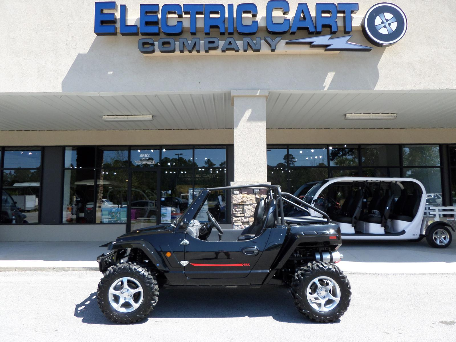 2015 Utility from Oreion Reeper Electric Cart Company