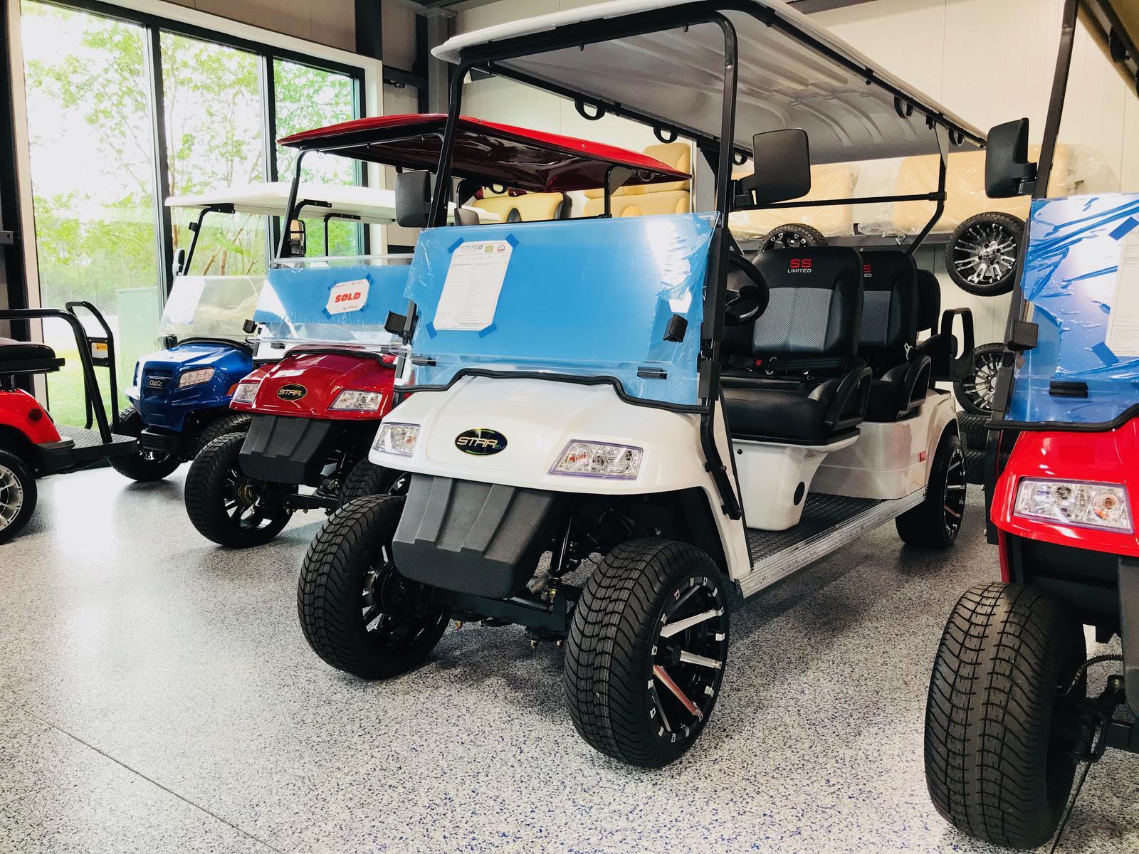 Inventory Electric Cart Company - Santa Rosa Beach Santa Rosa Beach on
