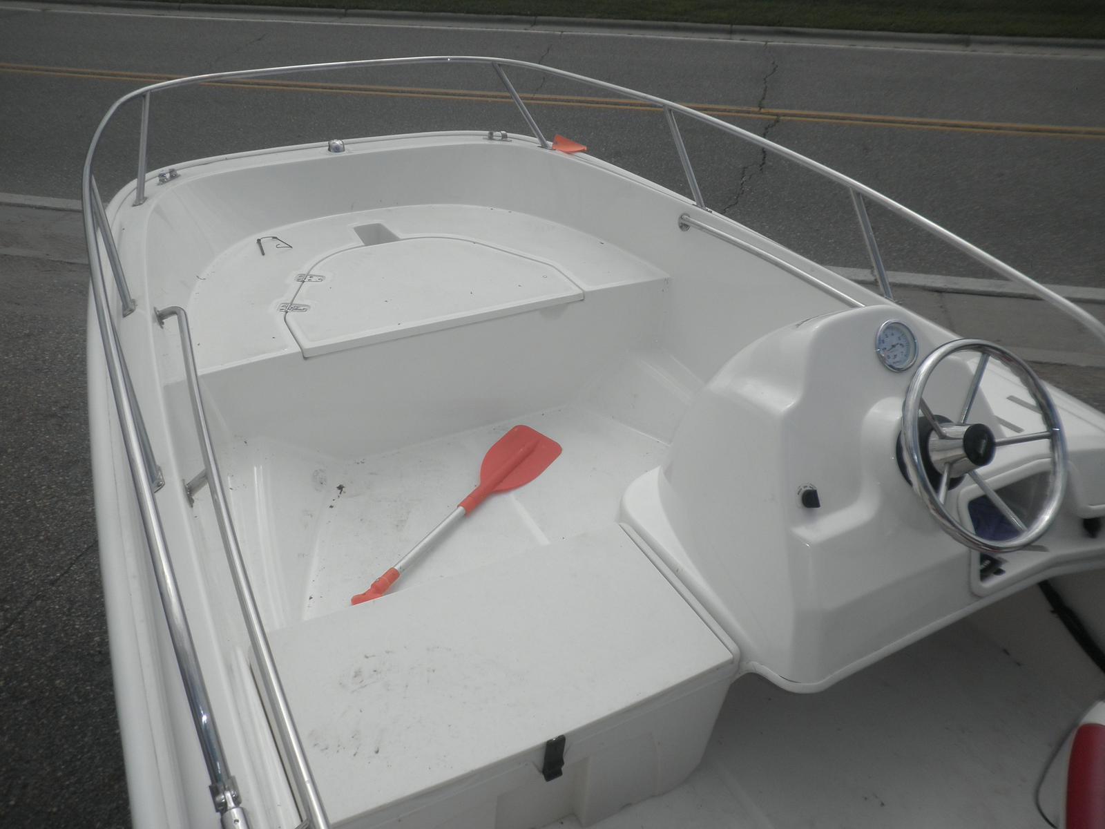 2010 Boston Whaler 150 Super Sport