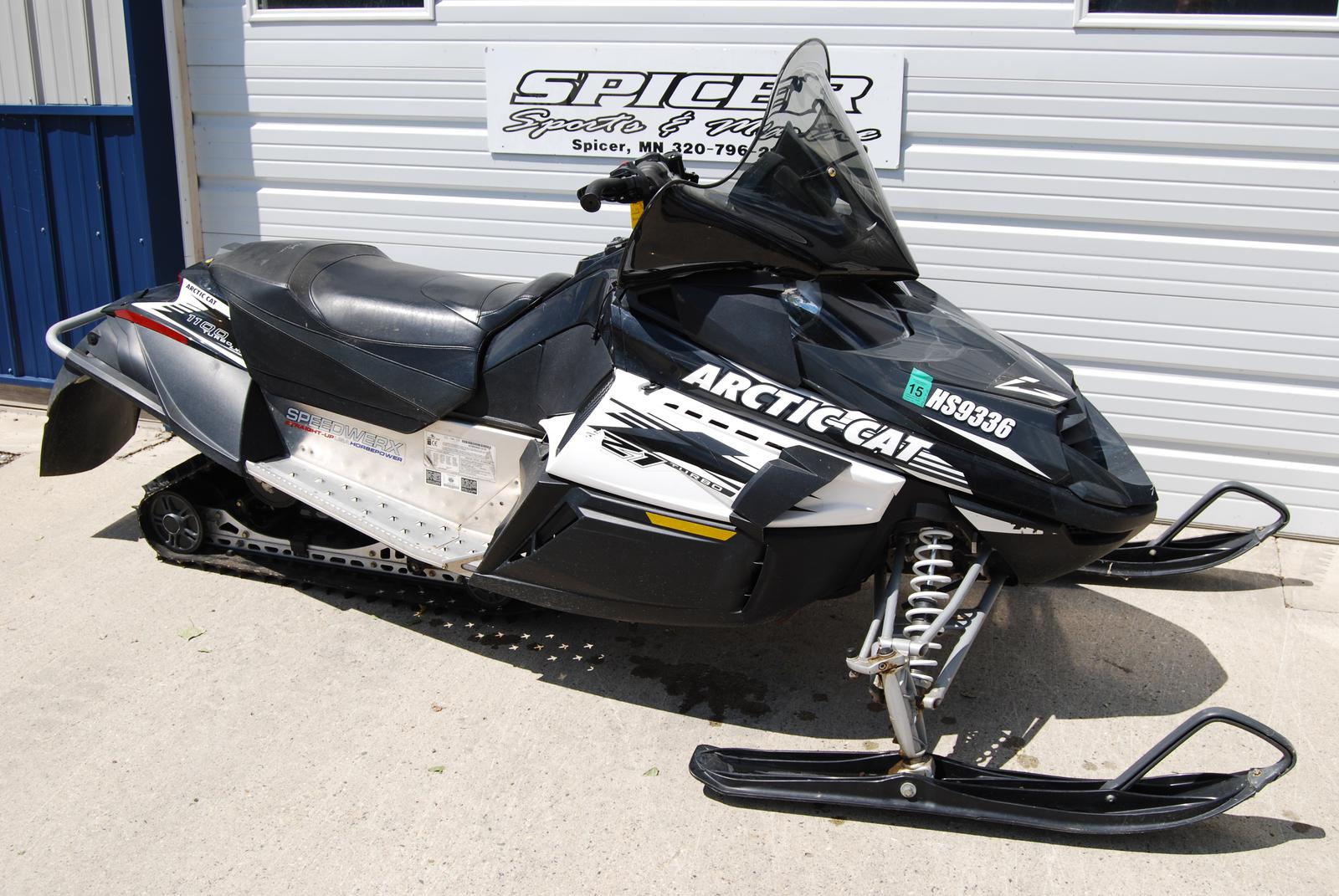 Snowmobile from Arctic Cat Spicer Sports & Marine Inc