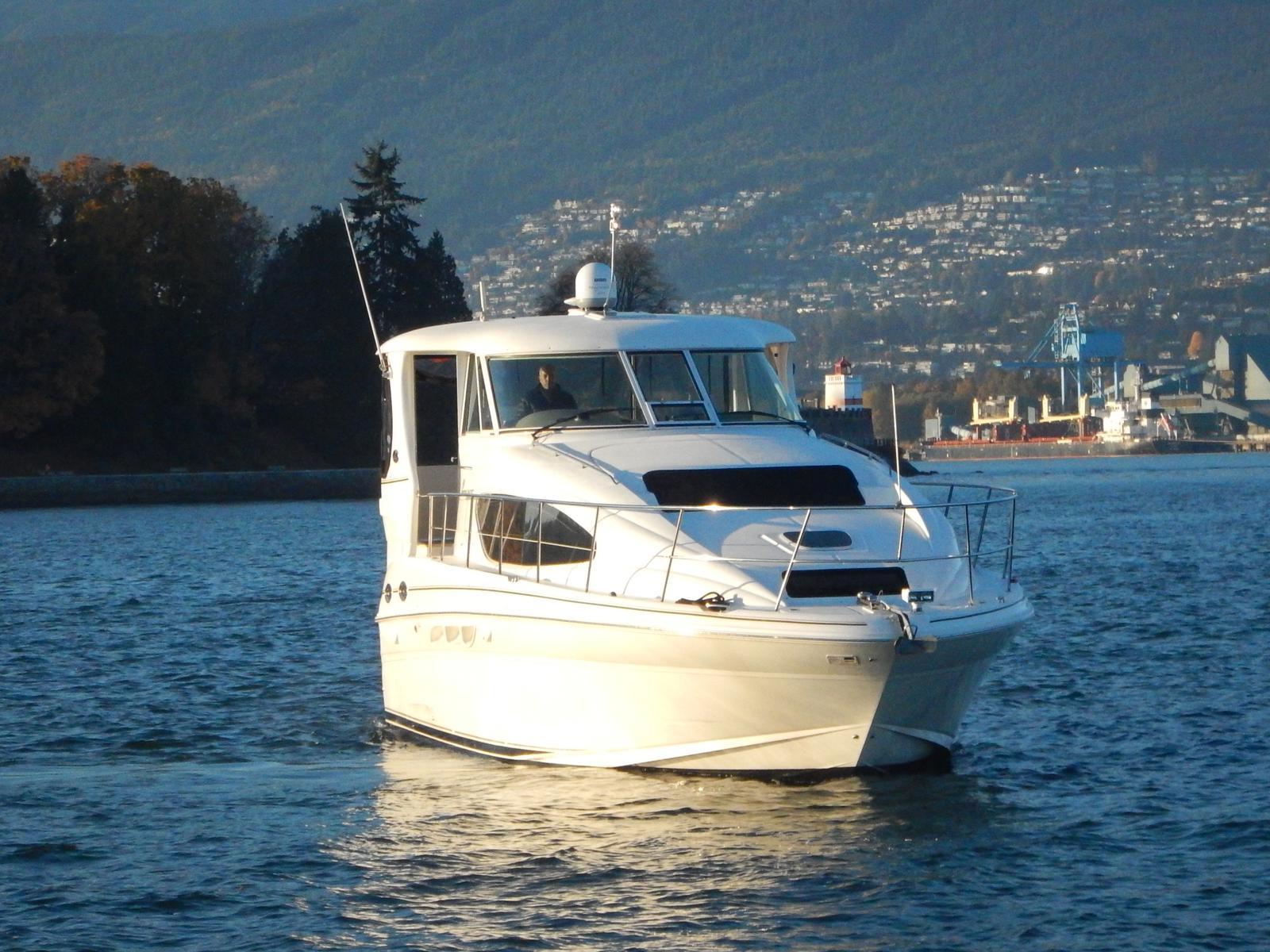 2005 390 Motor Yacht