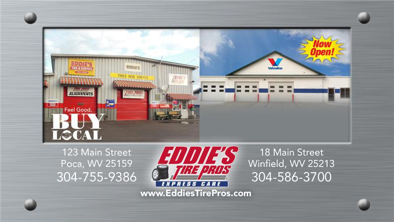 Eddie's Tire Pros - New Location