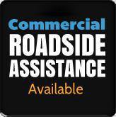 Commercial Roadside Assistance Available
