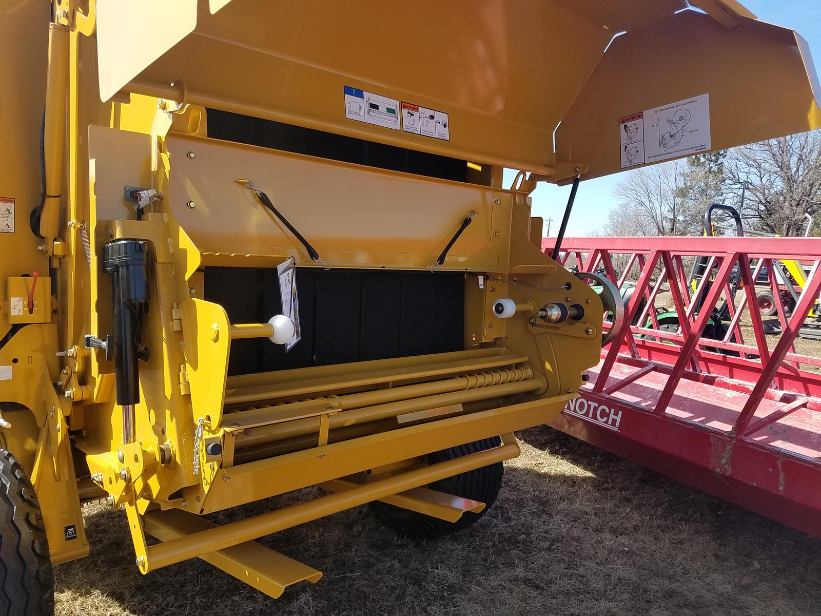 2019 Vermeer 504R Signature for sale in Swanville, MN