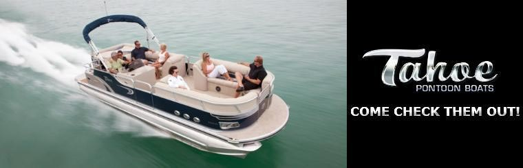 Tahoe Pontoons: Come check them out!