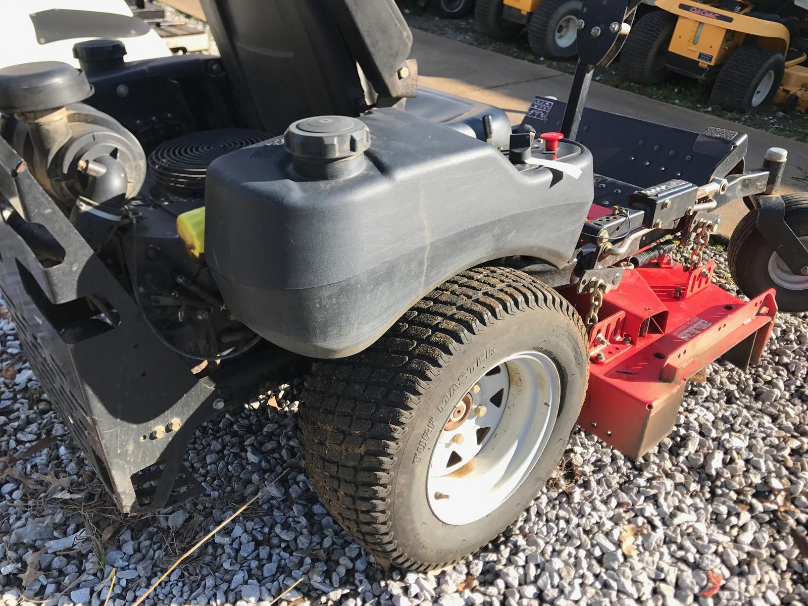 2008 Gravely USED - Gravely 52
