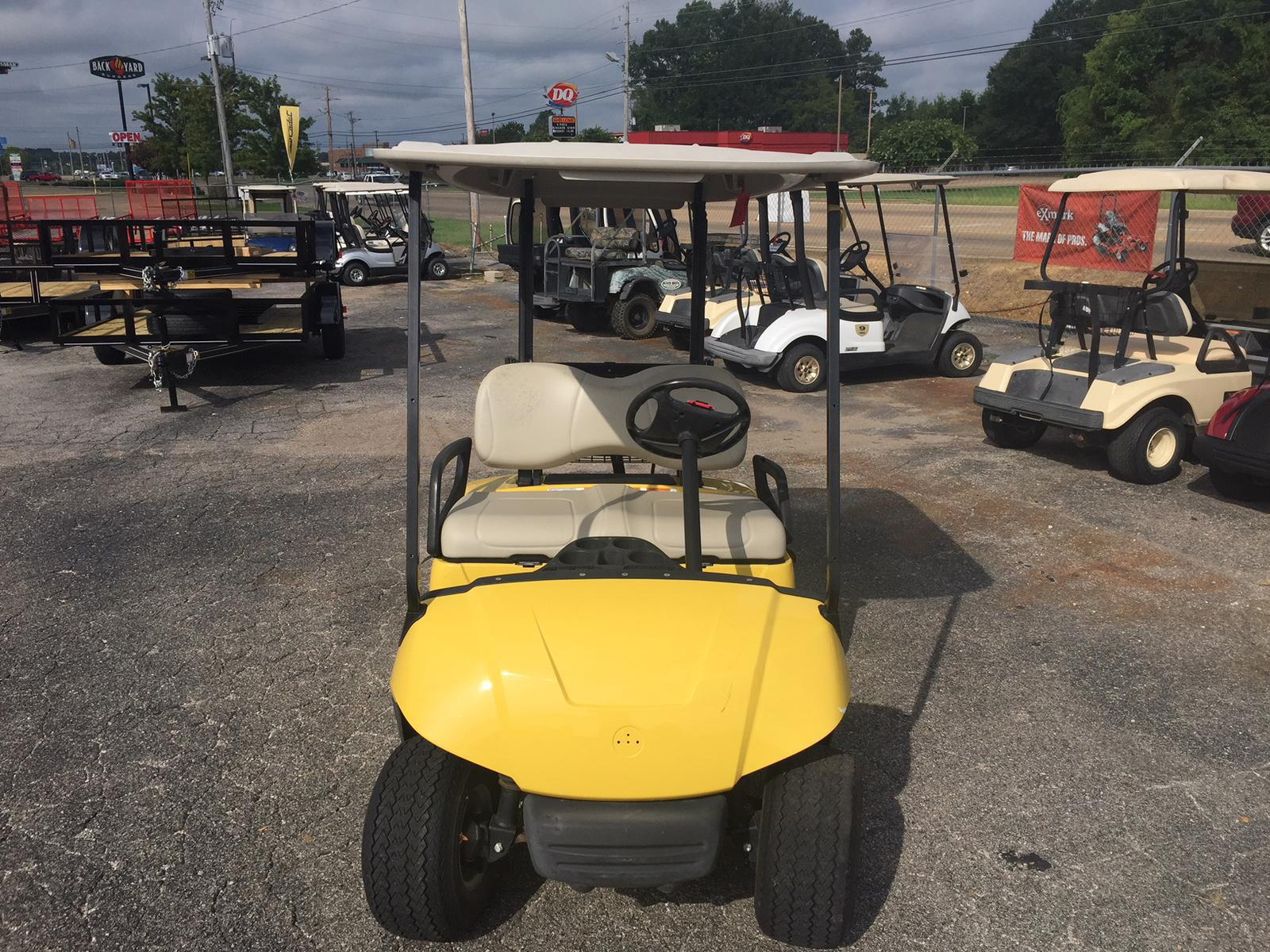 Yamaha Used 2007 Yamaha Golf Cart Electric For Sale In Corinth Ms