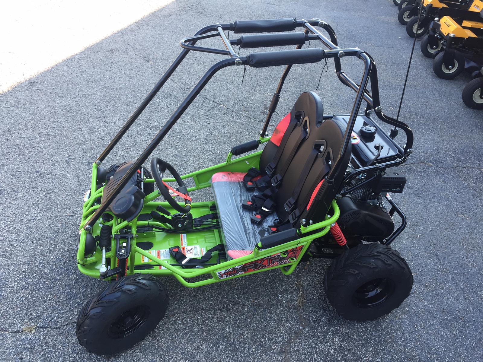 Go-Kart from TrailMaster Ferrell's Home & Outdoor