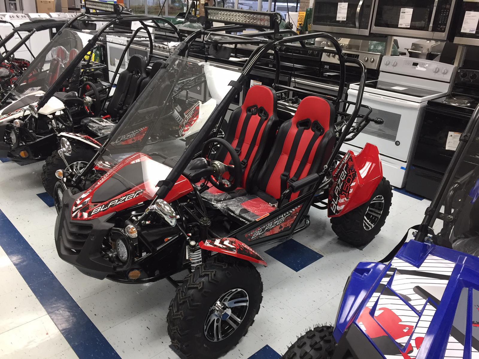 2019 TrailMaster BLAZER 150X