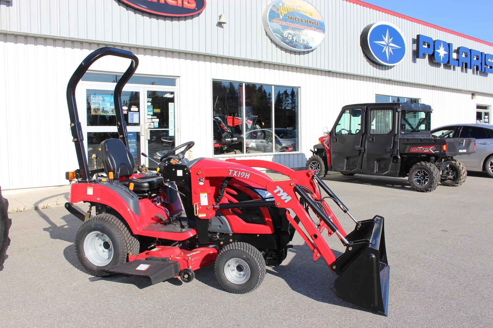 TYM Tractors Adventure Sales & Service • All Star Recreation