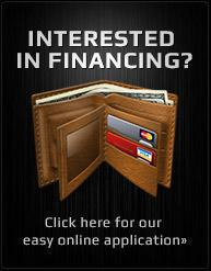 Interested in financing? Click here for our easy online application »