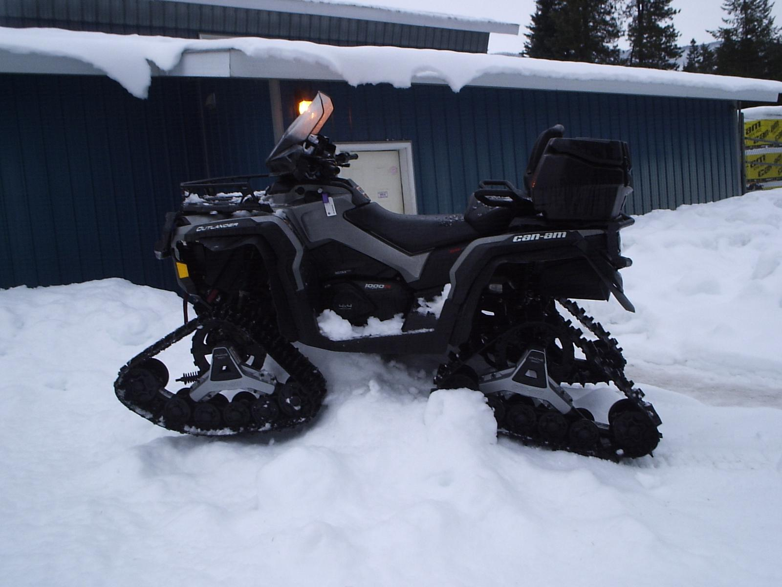 2017 Can Am Outlander Max XT 1000 for sale in Crescent Valley BC
