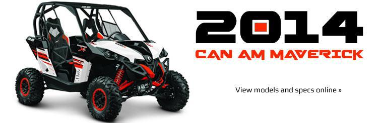 Check out the 2014 Can Am Maverick.