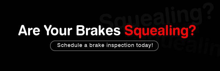 Schedule a brake inspection today!