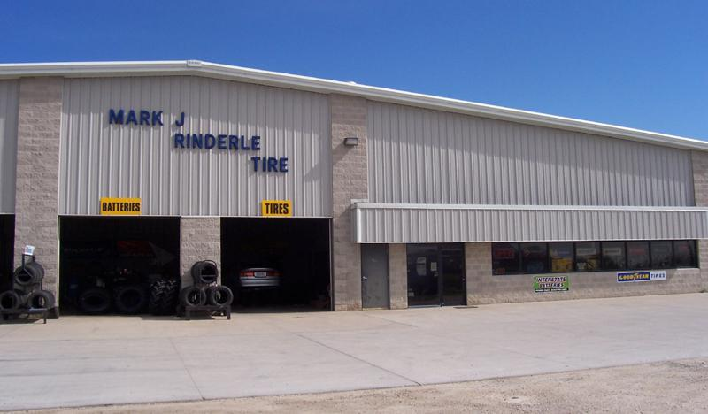 Mark Rinderle Tire
