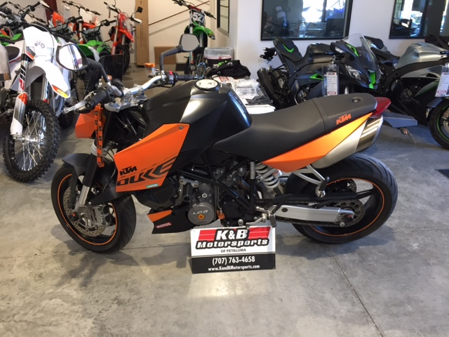 2007 KTM 990 SUPER DUKE For Sale In Petaluma CA K B Motorsports