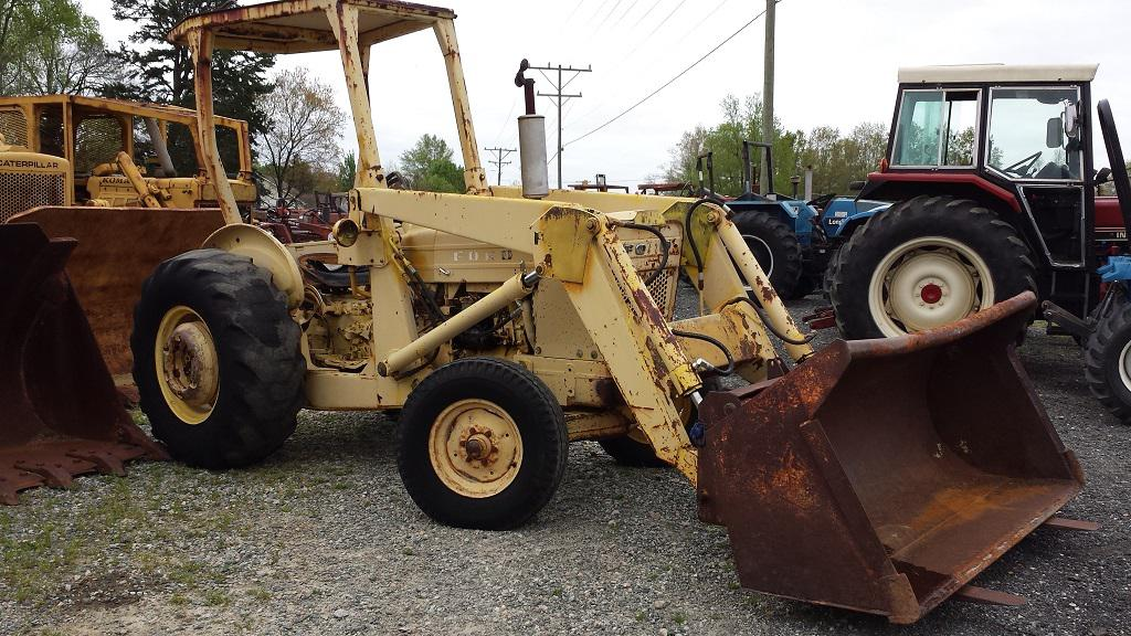 Ford 4500 for sale in THOMASVILLE, NC | JOE'S TRACTOR SALES, INC ...