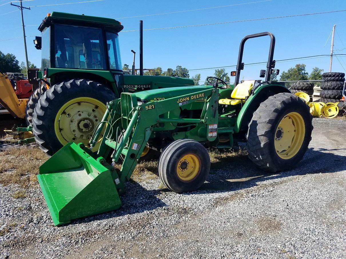 John Deere For Sale >> John Deere 5310 For Sale In Thomasville Nc Joe S Tractor Sales