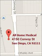 All Home Medical Supply, San Diego