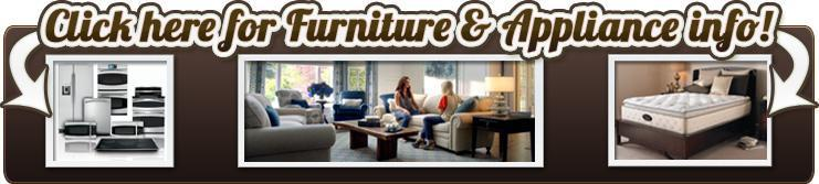 Click here for furniture and appliance info!