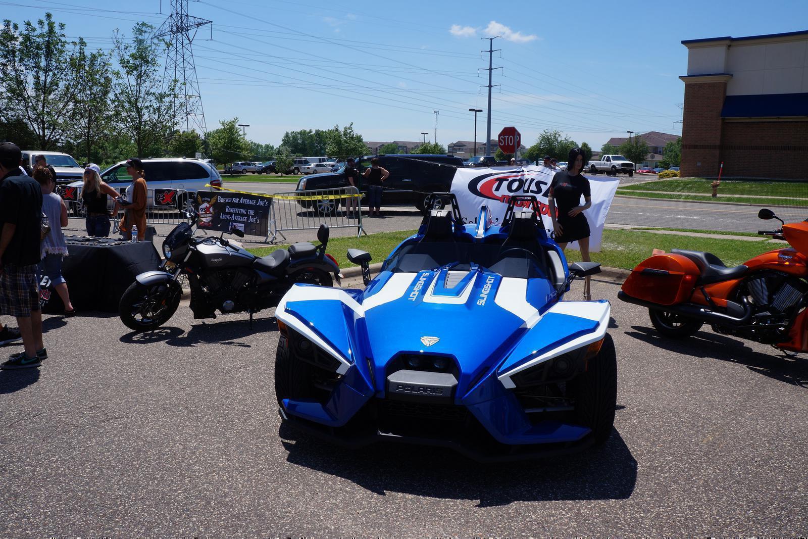 Average Joe Car And Bike Show Tousley Motorsports White Bear - Car and bike show