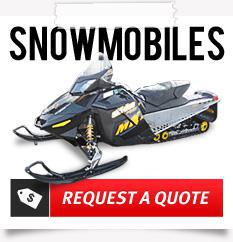 Request a quote for your used snowmobile