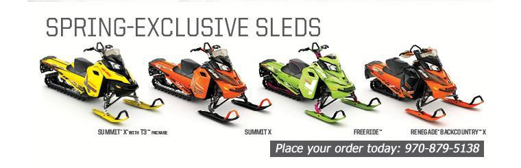 Ski-Doo Snow check