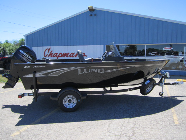 Inventory from Lund and Lund Boats Chapman's Sports Center