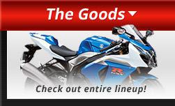 The Goods: View our lineup of vehicles from Honda, Suzuki, and Yamaha PWC.