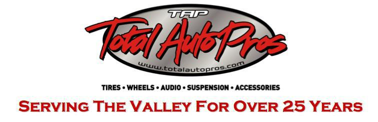 Total Auto Pros Serving The Valley for Over 25 Years