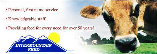 Personal, first name service. Knowledgeable staff. Providing feed for every need for over 50 years!