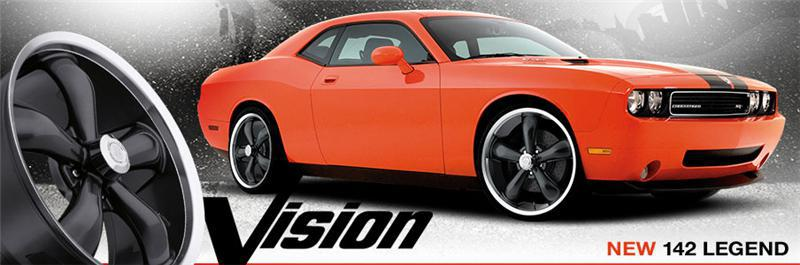 WE NOW OFFER VISION WHEELS!!