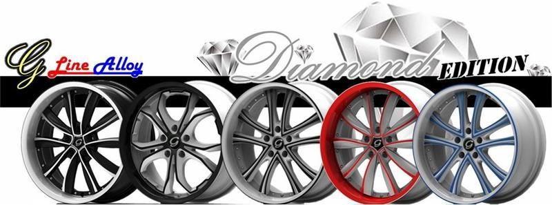 YOUR G-LINE & W-DIAMOND WHEEL DEALER