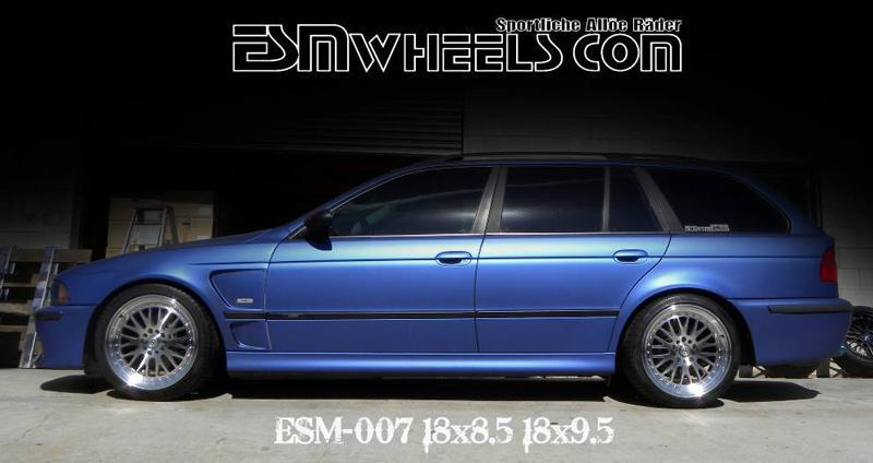 ESM WHEELS NOW AVAILABLE!!!