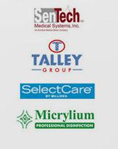 We carry brands like SenTech, Talley Group, SelectCare, Micrylium, and many more.