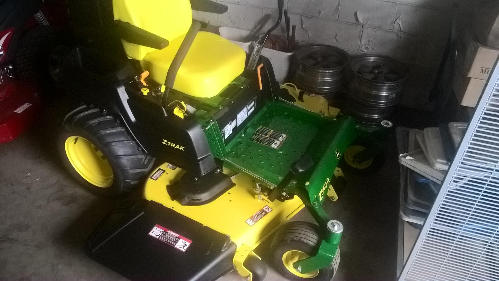 Elegant Lawn Mower Decks for Sale