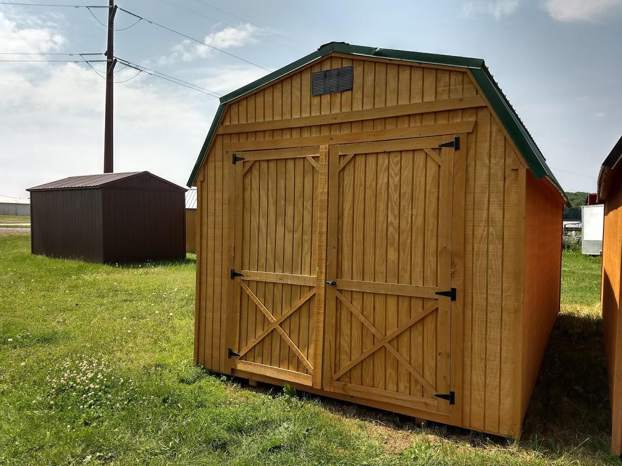 Portable Buildings from Backyard Outfitters Lowville Sport