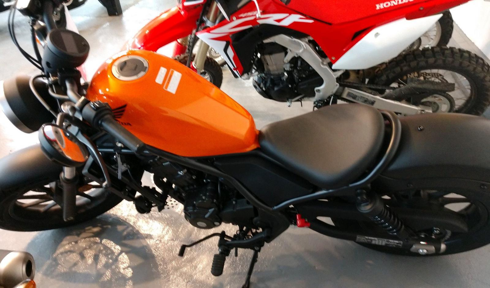 2019 Honda CMX300