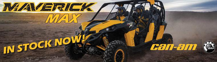 Maverick Max - In Stock Now!